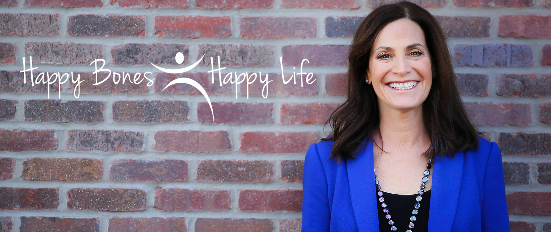 Margie Bissinger - Healthy Bones, Happy Life