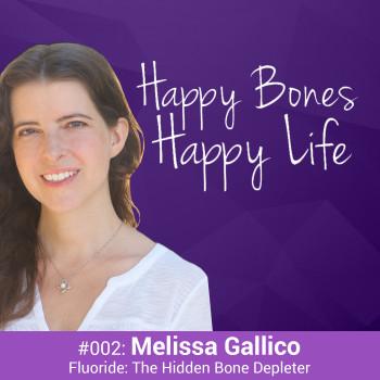 Podcast Cover Melissa Gallico