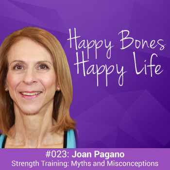 Joan Pagano podcast cover