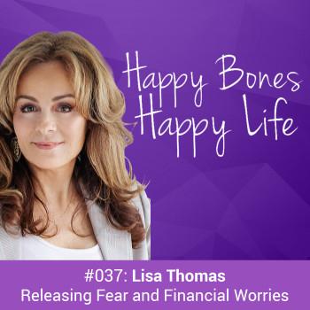 Lisa Thomas podcast cover