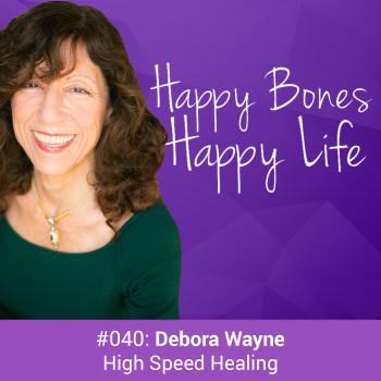 Podcast cover - Debora Wayne