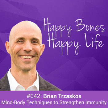 podcast cover Brian Trzaslps